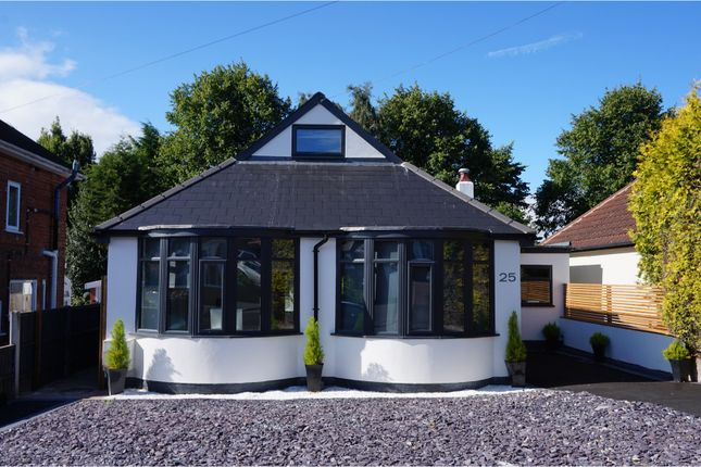 Thumbnail Detached house for sale in Pingle, Derby