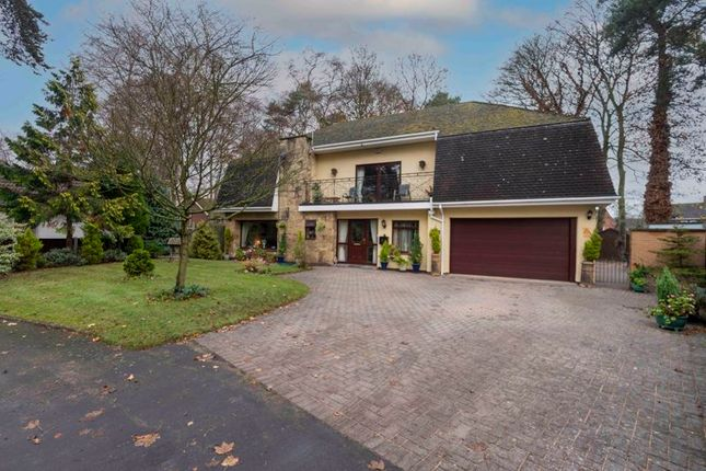 Thumbnail Detached house for sale in Alba Close, Scunthorpe