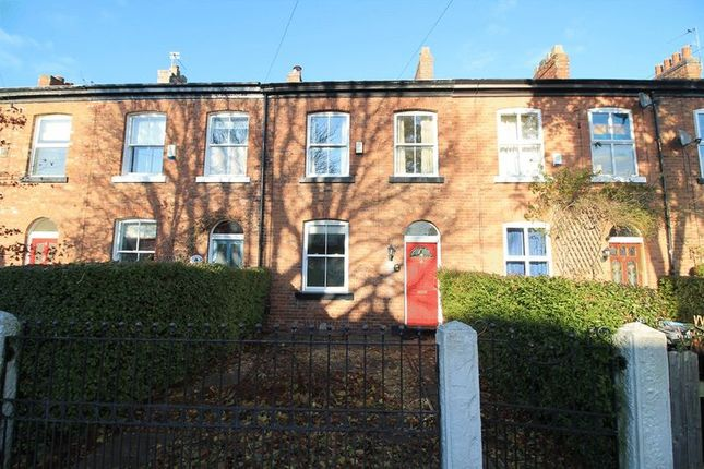 Thumbnail Terraced house to rent in Derwent Road, Urmston, Manchester