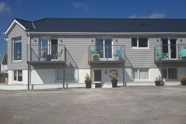 Thumbnail Semi-detached house for sale in Beach Cottages The Foreshore, Ferryside, Carmarthenshire United Kingdom