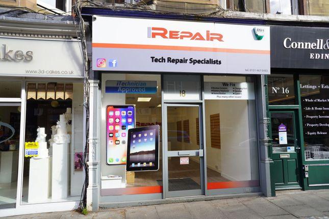 Thumbnail Retail premises to let in Roseburn Terrace, Edinburgh