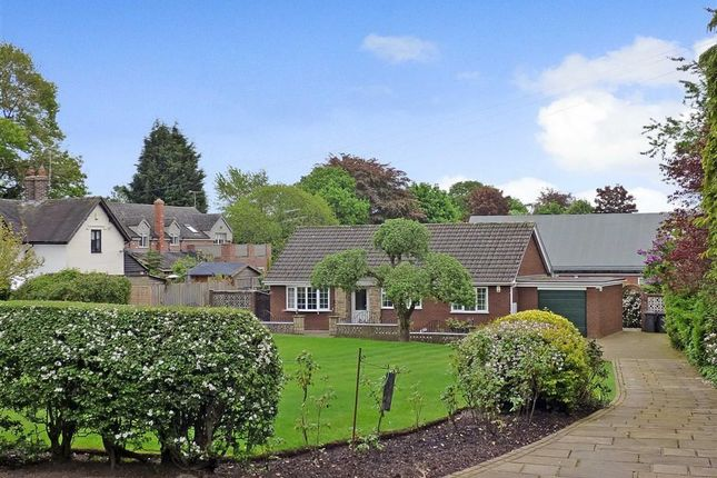 Thumbnail Detached bungalow for sale in Newcastle Road, Whitmore, Newcastle-Under-Lyme
