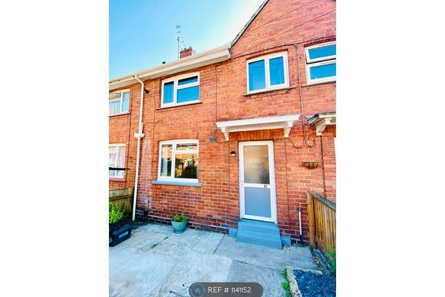 Thumbnail Terraced house to rent in Union Road, Bristol