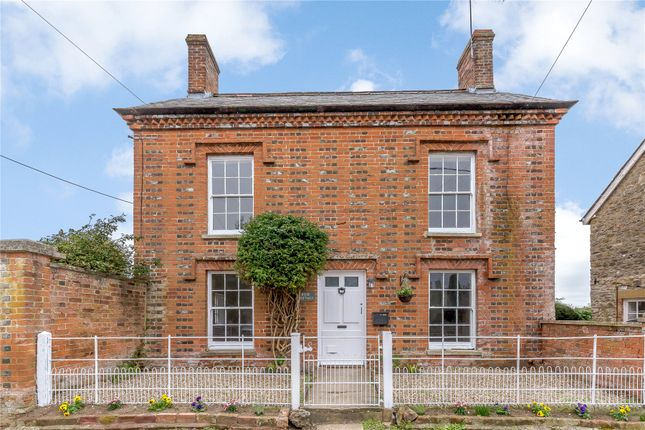 Thumbnail Detached house for sale in Little Coxwell, Faringdon, Oxfordshire