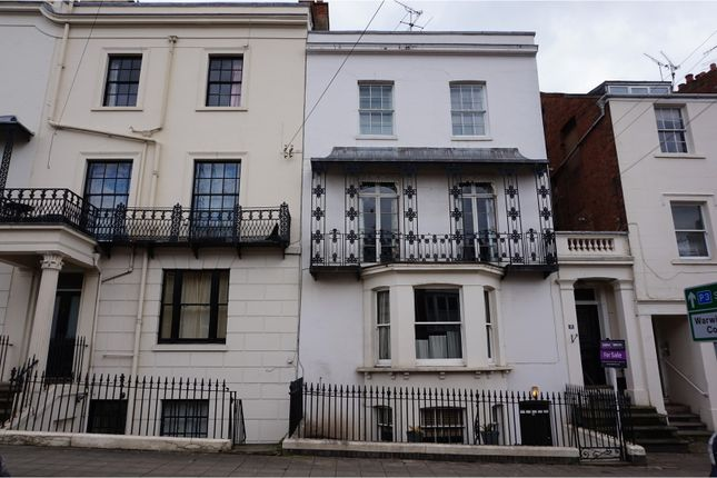 Thumbnail End terrace house for sale in Dale Street, Leamington Spa