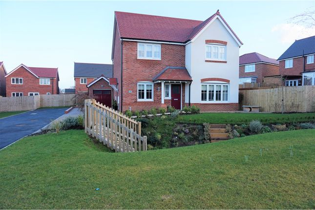 Thumbnail Detached house for sale in Hendre Las, Abergele