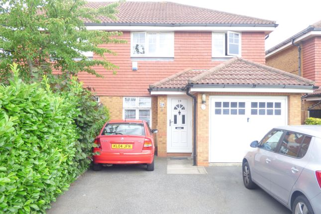 Thumbnail Semi-detached house to rent in Gresham Road, Hounslow