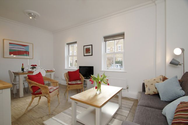 Thumbnail Flat to rent in Plater Drive, Oxford