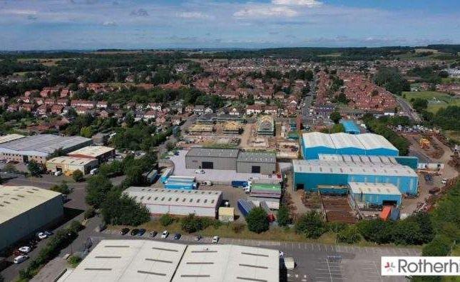 Thumbnail Light industrial for sale in Unit D Daniels Way, Hucknall, Nottingham