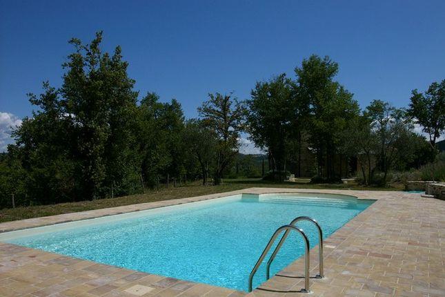Pool 2 of Vista Niccone, Niccone Valley, Umbria