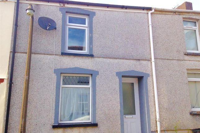 Thumbnail Terraced house to rent in Spring Street, Dowlais, Merthyr Tydfil