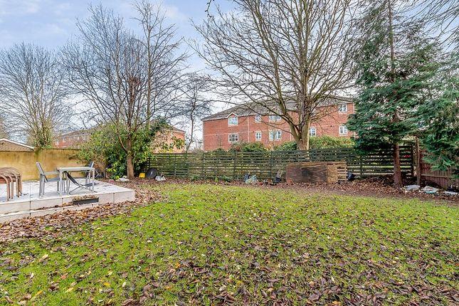 Garden of Macaulay Avenue, Hinchley Wood KT10