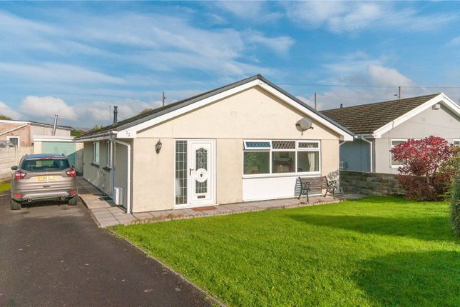 Thumbnail Bungalow for sale in Waun Gyrlais, Ystradgynlais