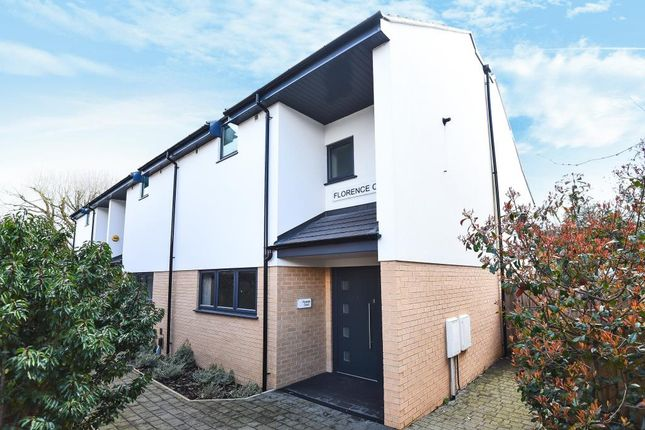 Thumbnail End terrace house for sale in Central Headington, Oxford