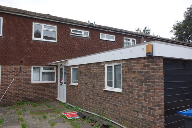 Thumbnail Semi-detached house to rent in Willingham Way, Kingston