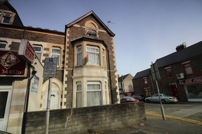 Thumbnail Detached house for sale in Whitchurch Road, Heath, Cardiff