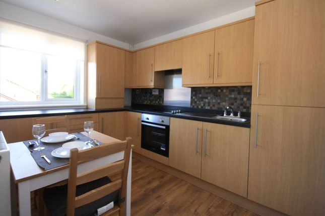 Thumbnail Flat to rent in Brandon Place, Bellshill