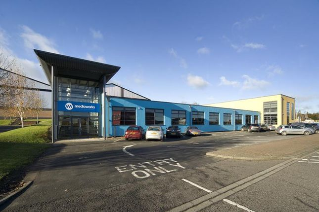 Thumbnail Office to let in Studio 11, Princesway North, Team Valley, Gateshead