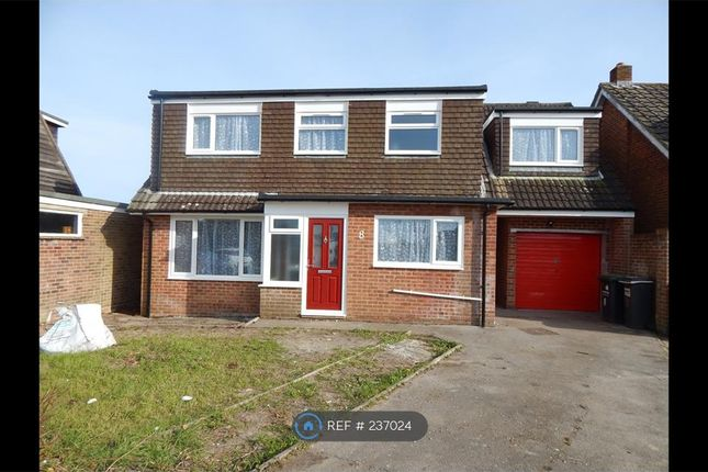 Thumbnail Detached house to rent in Balmoral Close, Gosport