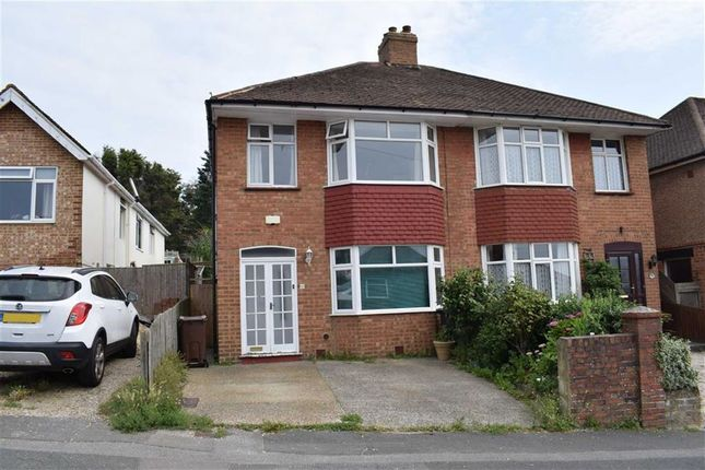 3 bed semi-detached house for sale in Parker Road, Hastings, East Sussex