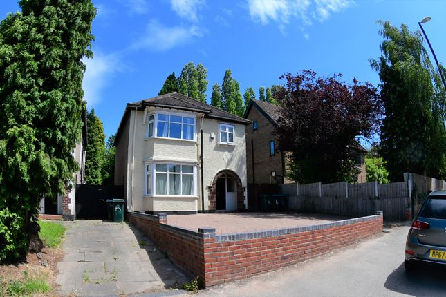 Thumbnail Semi-detached house to rent in Fletchamsted Highway, Canley, Coventry