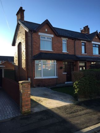 Thumbnail Semi-detached house to rent in Orby Grove, Belfast