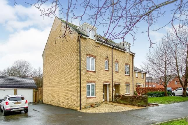 Thumbnail End terrace house for sale in Aspen Drive, Whitfield, Dover, Kent