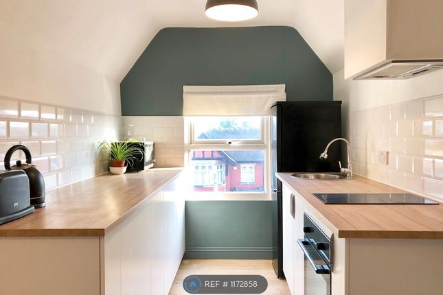 Thumbnail Flat to rent in Nantwich Road, Crewe