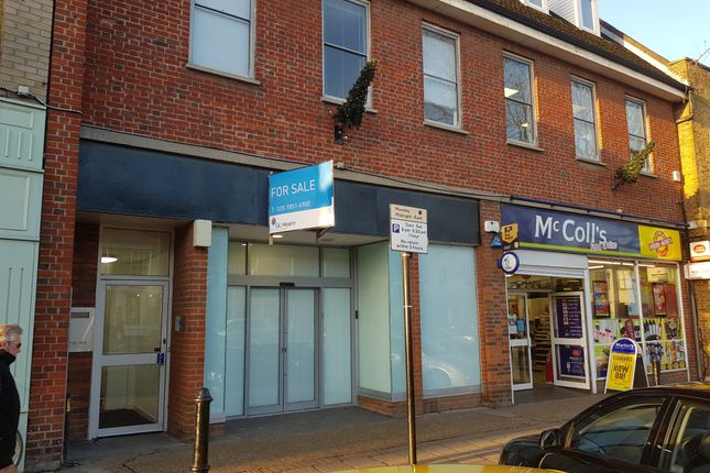 Thumbnail Retail premises to let in High Street, Epping