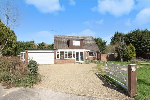 Thumbnail Detached house for sale in Brookside Avenue, Wraysbury, Staines-Upon-Thames