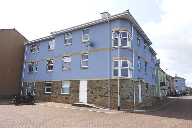 Thumbnail Flat for sale in Junction Gardens, Plymouth