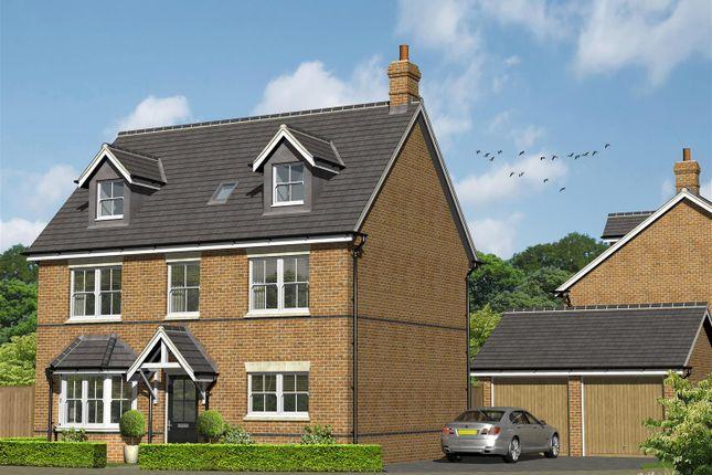 Thumbnail Detached house for sale in Plot 18, The Larch, Cow Lane, Edlesborough