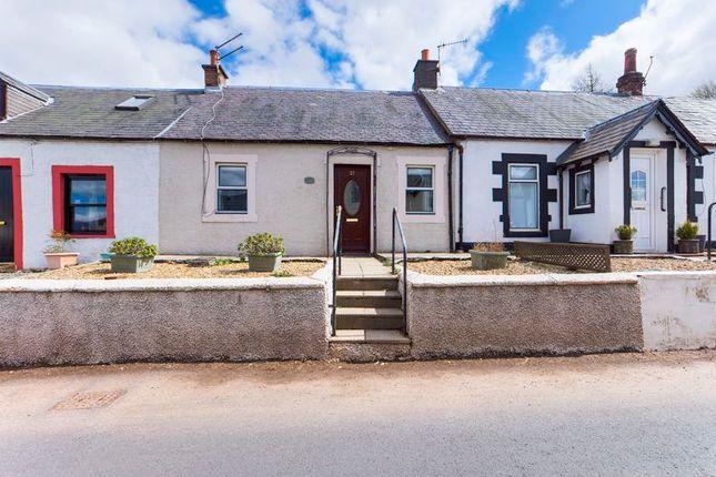 Thumbnail Terraced house for sale in Main Street, Leadhills, Biggar