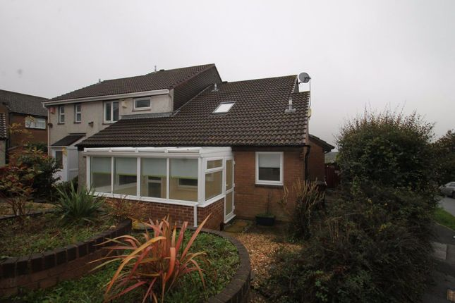 Thumbnail Property to rent in The Heathers, Woolwell, Plymouth