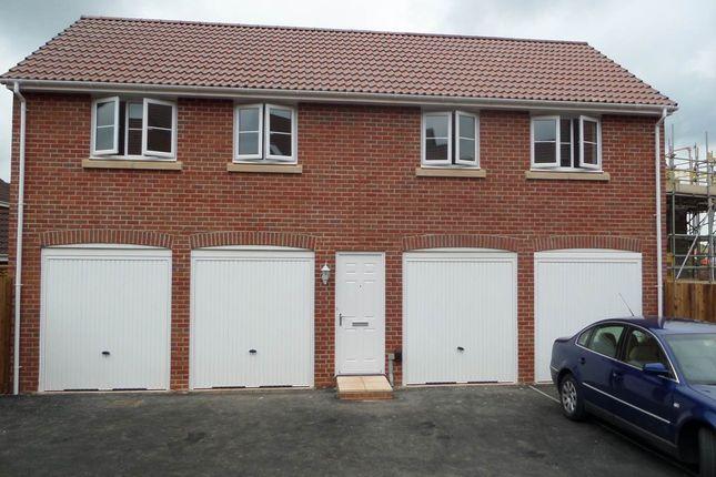 Thumbnail Flat to rent in Dingley Lane, Yate, Bristol