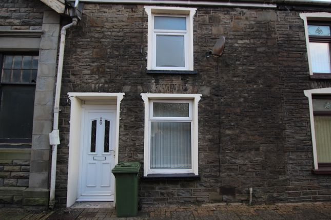 2 bed terraced house to rent in High Street, Mountain Ash CF45