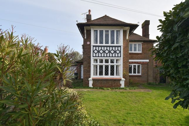 Detached house for sale in Salisbury Avenue, Broadstairs