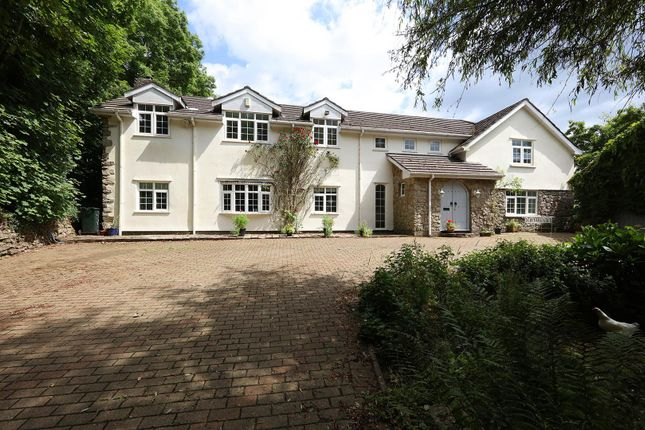 Thumbnail Detached house for sale in Tredodridge, Cowbridge