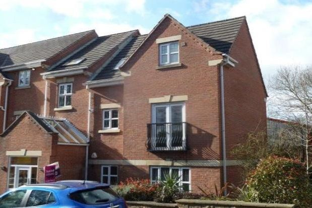 Thumbnail Flat to rent in Limestone Rise, Mansfield