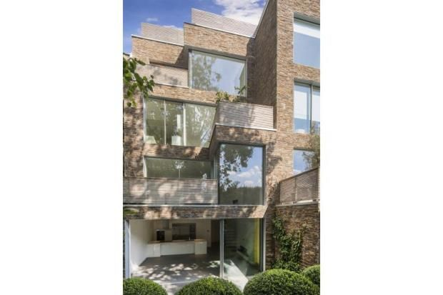 Thumbnail Property for sale in College Crescent, Belsize Park, London