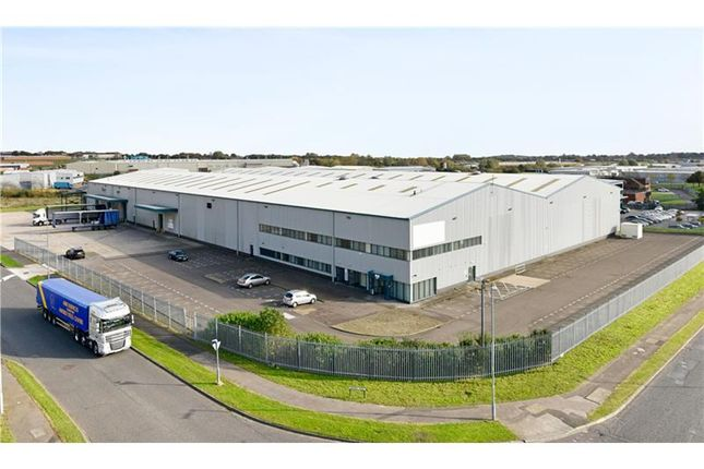 Thumbnail Warehouse to let in 1, Fiennes Road, Peterlee, Teesside