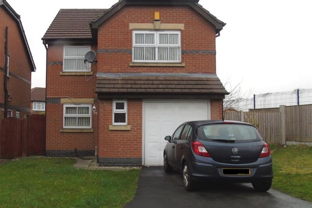 Thumbnail Detached house for sale in Barlows Lane, Fazakerley, Liverpool
