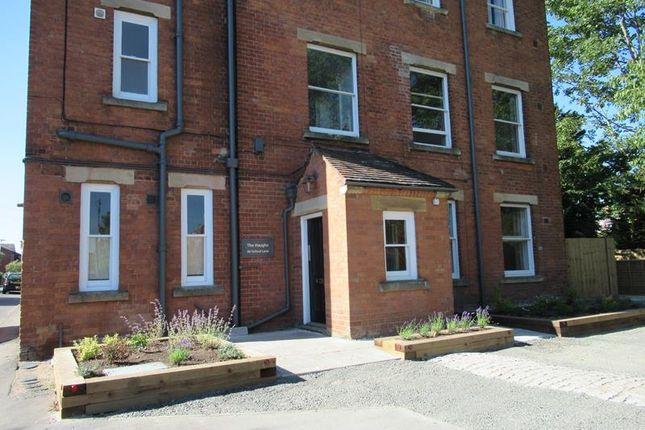 1 bed flat to rent in 2 The Haughs, School Lane, Upton Upon Severn, Worcestershire WR8