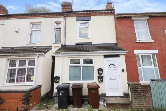 1 bed flat for sale in Leicester Street, Whitmore Reans, Wolverhampton, West Midlands WV6