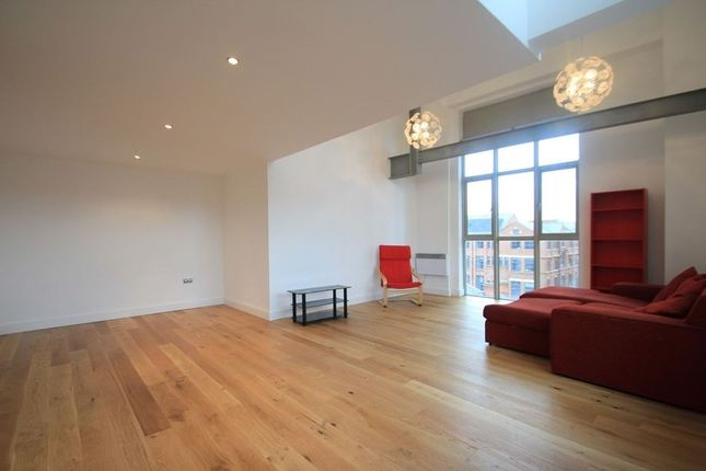 Thumbnail Flat to rent in Wimbledon Street, City Centre, Leicester, Leicestershire
