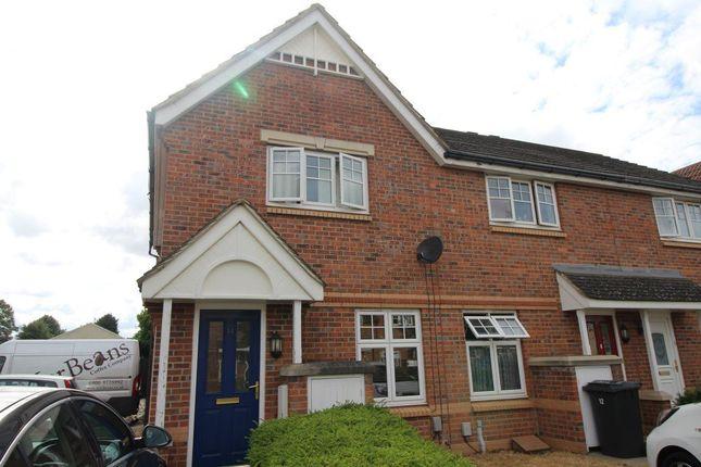Thumbnail Property to rent in Tulip Close, Biggleswade