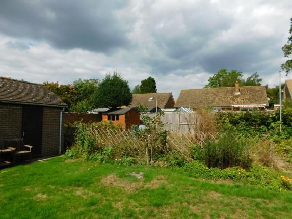 Rear Garden of Copperfield Drive, Langley, Maidstone, Kent ME17