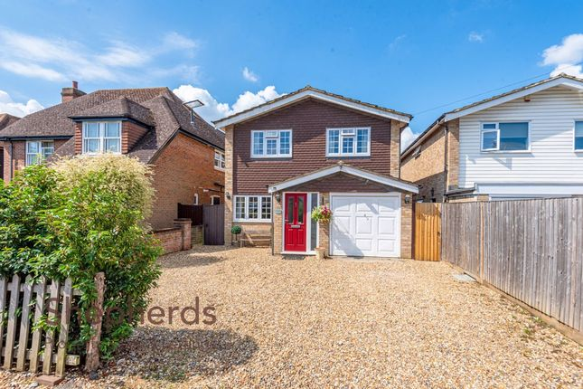Thumbnail Detached house for sale in Old Nazeing Road, Broxbourne, Hertfordshire