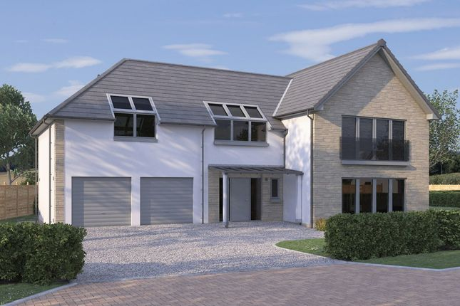 Thumbnail Detached house for sale in Plot 1, The Brackmount, Drumoig, St. Andrews