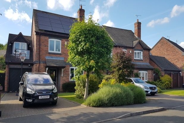 Thumbnail Property to rent in Brook Lane, Loughborough, Leicestershire